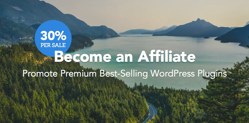 WordPress Premium Plugins and Theme Affiliate Program