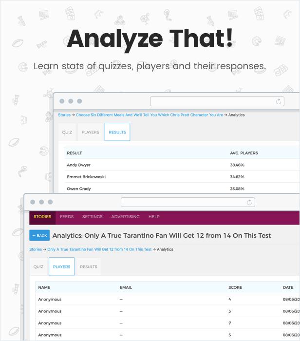 7 WordPress için Viral Quiz Maker — OnionBuzz -
