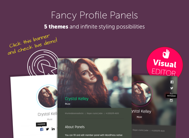 Team Builder — Meet The Team WordPress Plugin 7