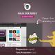 NKS Sliding Panel for WordPress Banner