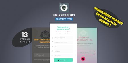 NKS Subscription WordPress Plugin Banner