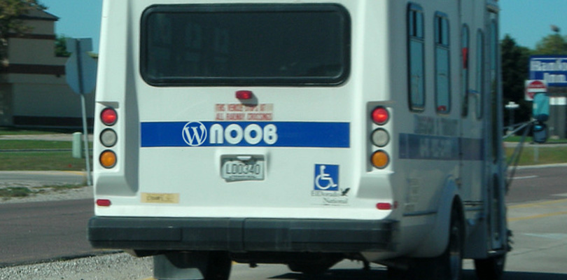 WP Noob Bus