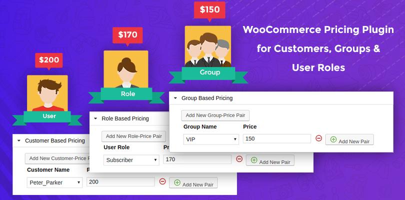 WooCommerce Pricing Plugin