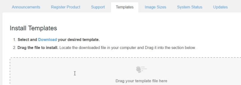 install-jupiter-template-no-warning-sign