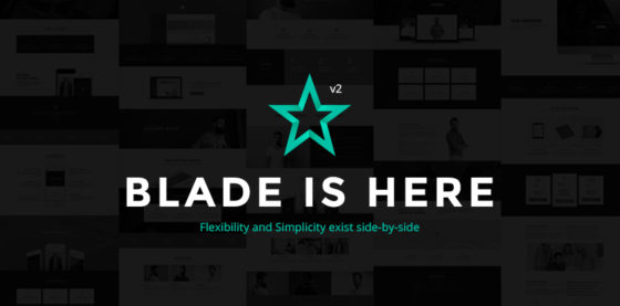 Blade — Responsive Multi-Functional Theme