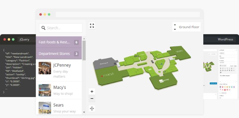 Mapplic — Custom Interactive Map WordPress Plugin