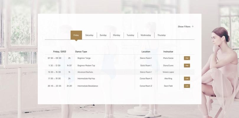 Events Schedule — WordPress Plugin